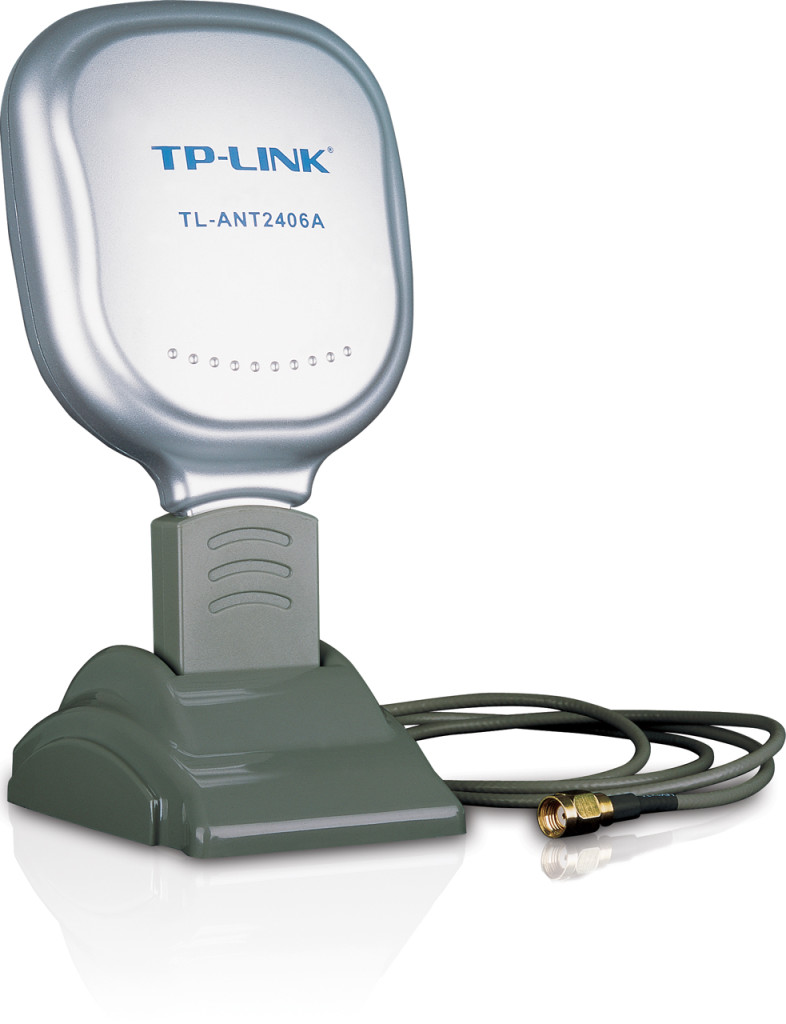 TL-ANT2406A TP-Link 6 dBi, Yagi, RP SMA (Male) Connector Lisconet