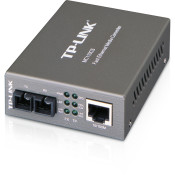 Tp_Link 10/100Mbps Single-Mode Media Converter MC110CS - Lisconet.com