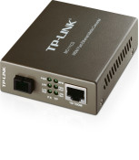 TP-Link 10/100Mbps WDM Media Converter MC111CS - Lisconet.com