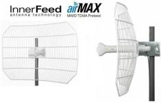 ubiquiti cpe airgrid m5 5ghz hi power 27dbi antenna
