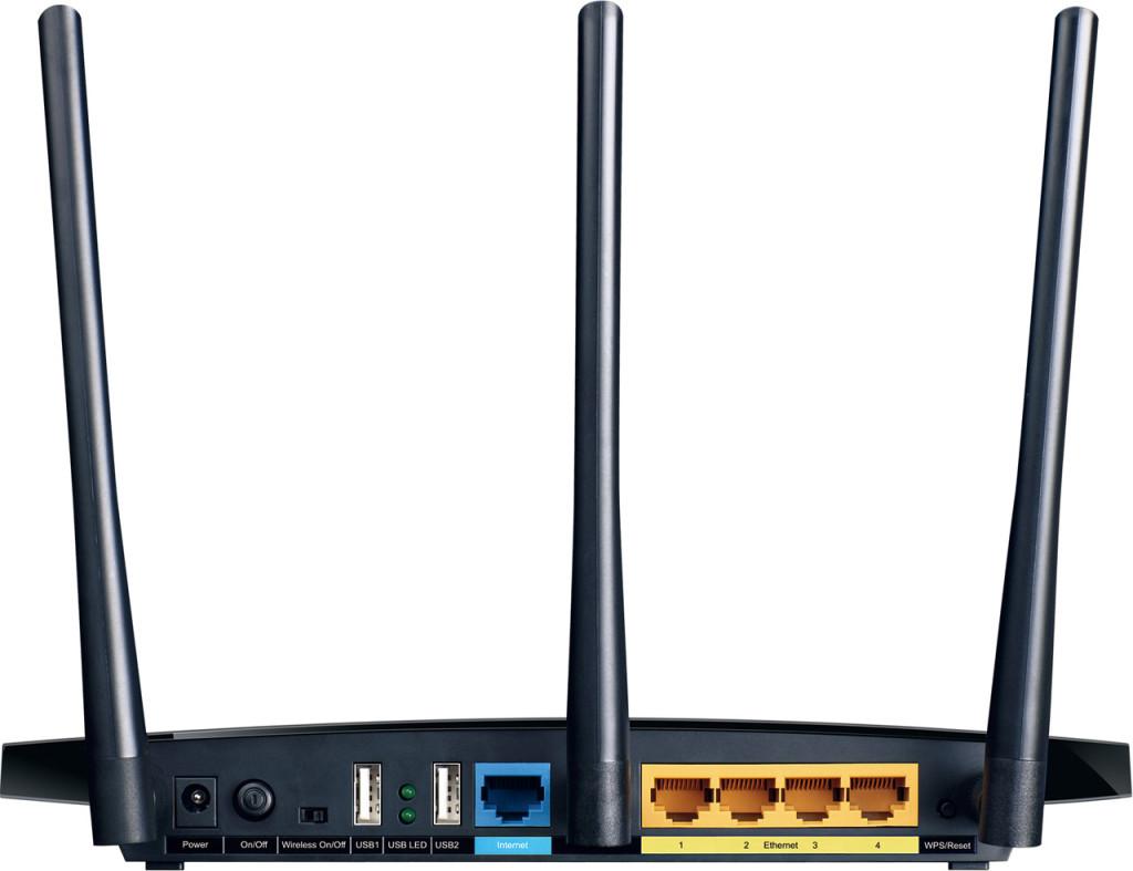 Archer C7 AC1750 Wireless Dual Band Gigabit Router - Lisconet.com