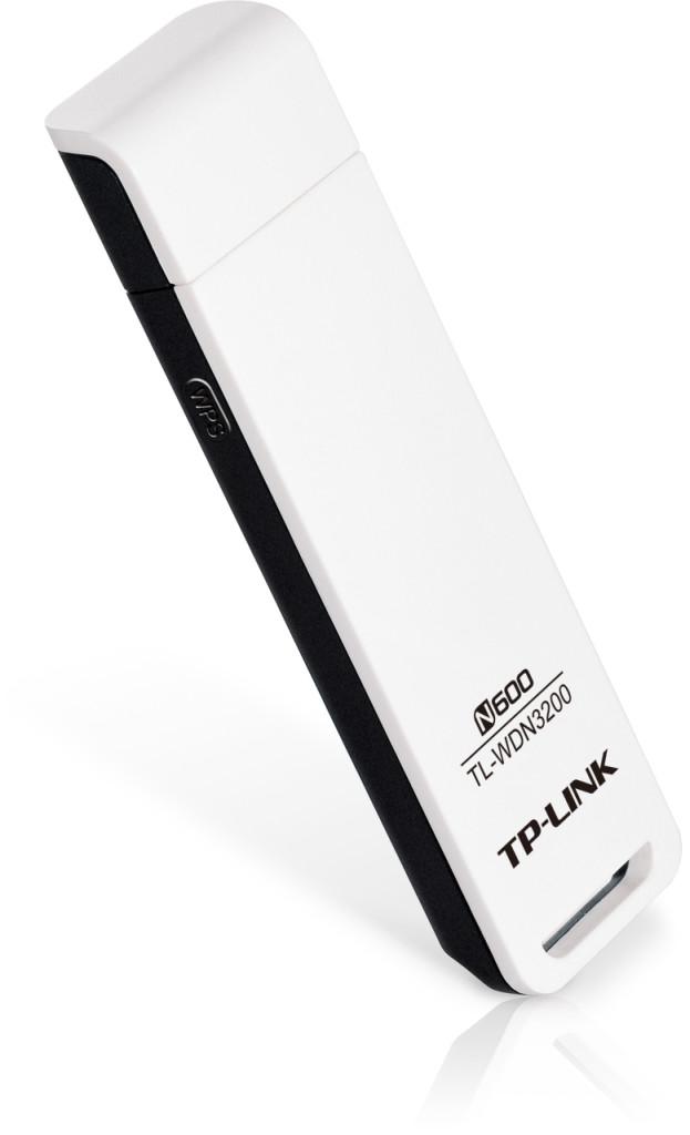 TP-Link TL-WDN3200 N600 Wireless Dual Band USB Adapter - Lisconet.com