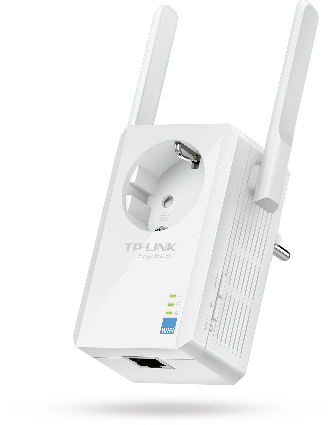 tp link tl wa860re wifi range extender with ac. Black Bedroom Furniture Sets. Home Design Ideas