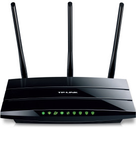 Tp-Link TD-W8970 300Mbps Wireless N Gigabit ADSL2+ Modem Router - Lisconet