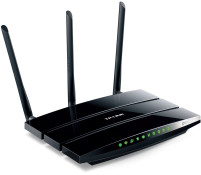 Tp_link TD-W9980 N600 Wireless Dual Band Gigabit VDSL2/ADSL2+ Modem Router - Lisconet