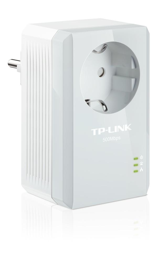 Tp-Link TL-PA4010P AV500 Powerline-Lisconet