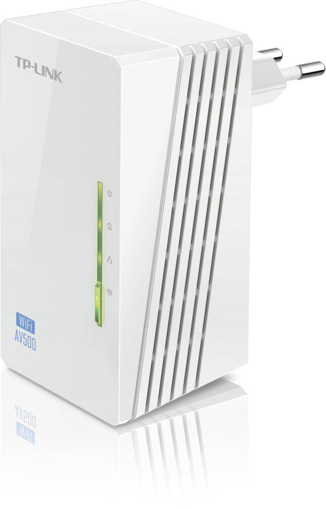 Tp-Link TL-WPA4220 300Mbps AV500 WiFi Powerline Extender - Lisconet