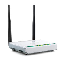 Tenda W300D Wireless N ADSL2+ Modem Router 300Mbps Lisconet
