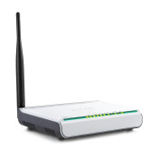 Tenda W150D 4 Port WLAN Modem Router -Lisconet