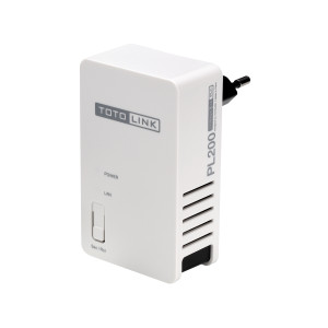 TotoLink P200 Powerline Adappter repeater lisconet.com