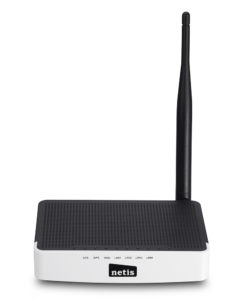 Netis WF2411 150Mbps Wireless N Router - lisconet