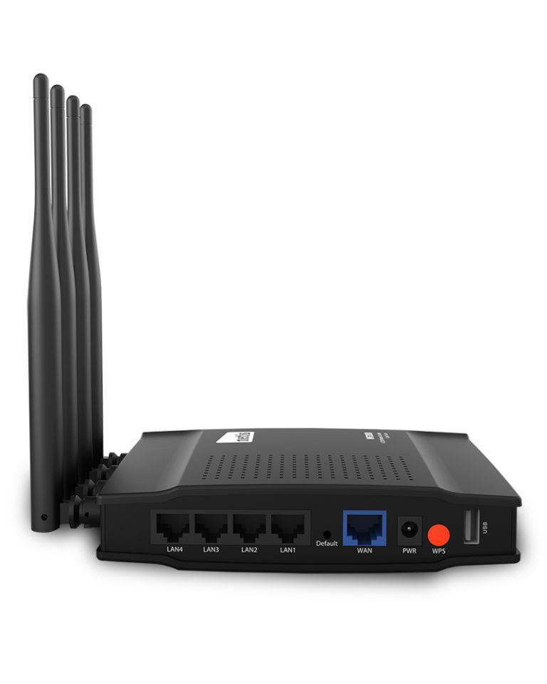 Netis wf2880 AC1200 Wireless Dual Band Gigabit Router - Lisconet