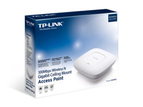 TP-Link EAP115 300Mbps Wireless N Ceiling Mount Access Point - lisconet.com