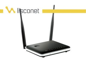 D-Link DWR-116 LTE 3G 4G wireless router lisconet.com