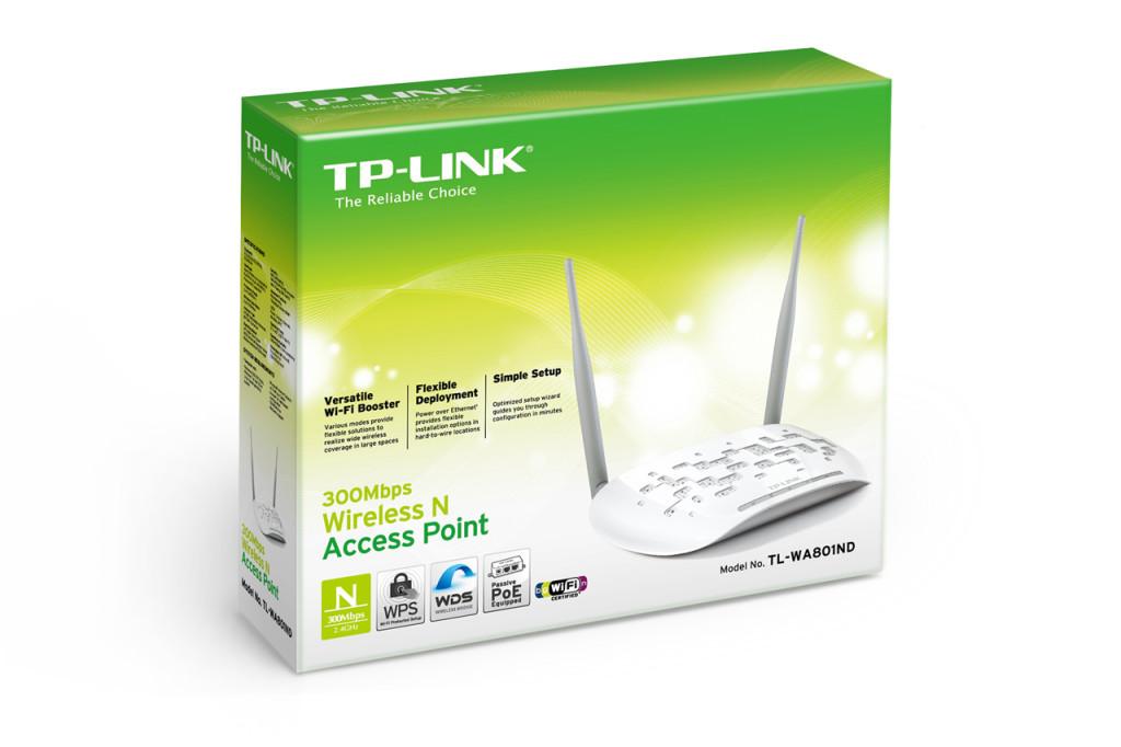 TP-Link TL-WA801ND Lisconet