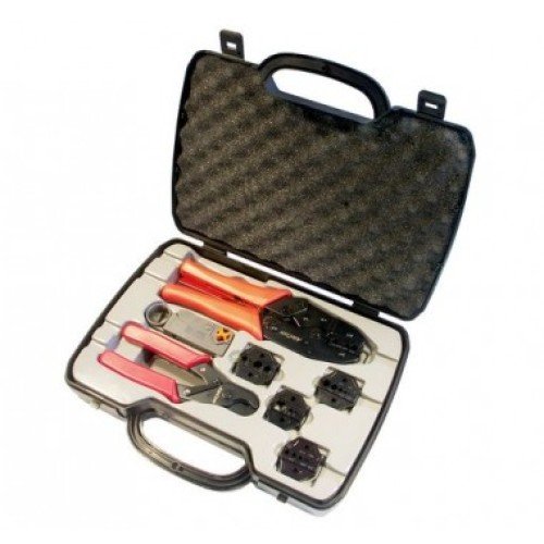 Tool HT330K Hanlong For All Coaxial Cables / Cutter / Stripper