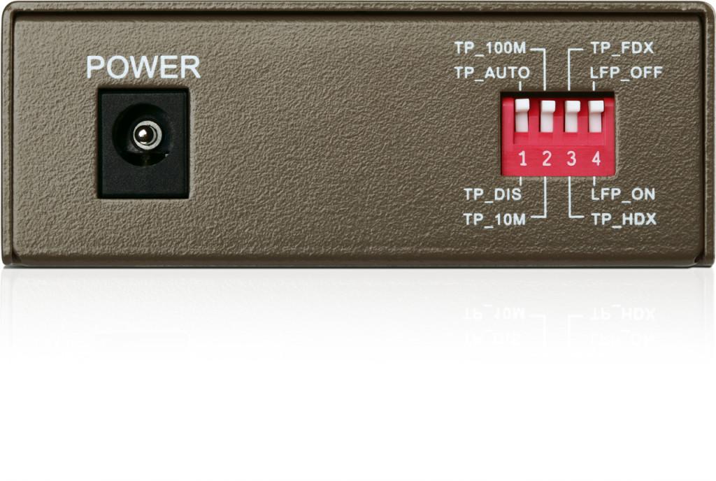 TP-Link 10/100Mbps WDM Media Converter MC111CS - Lisconet.com