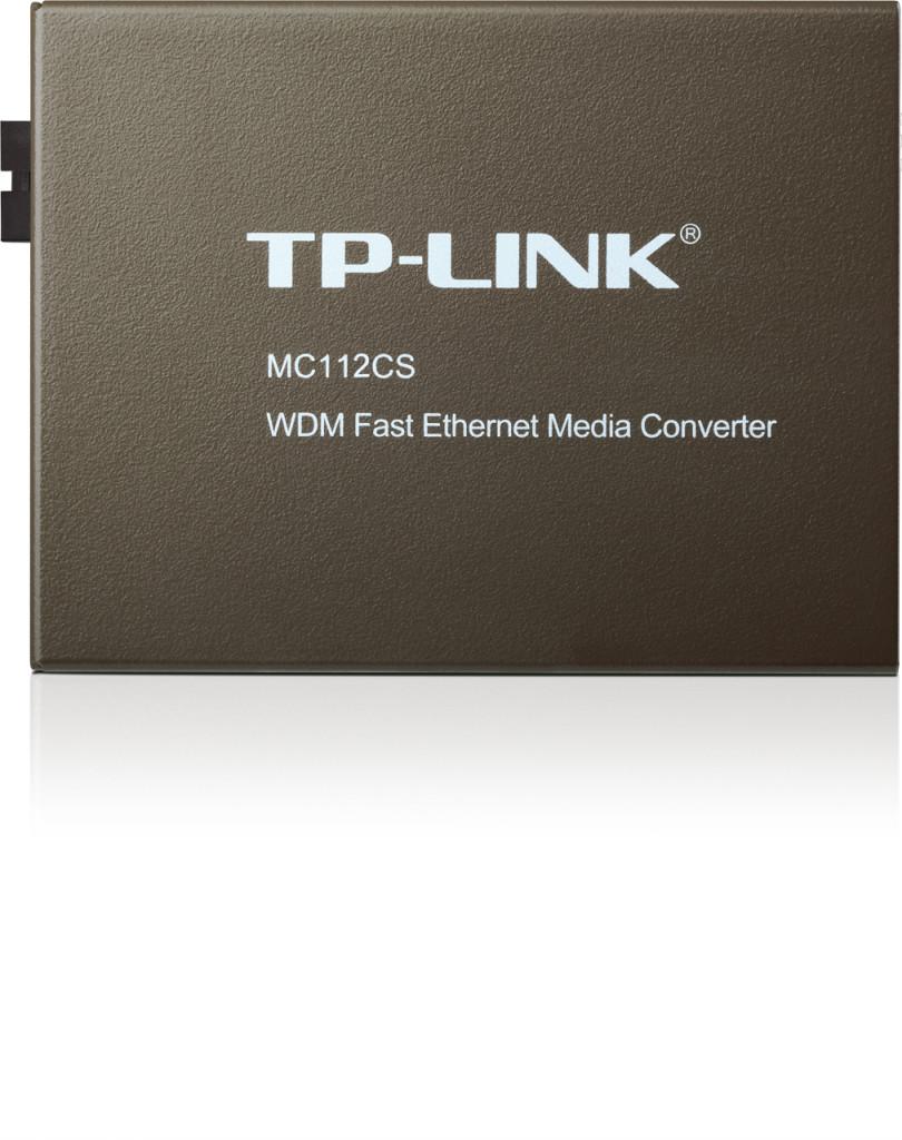 MC112CS 10/100Mbps WDM Media Converter - Lisconet.com