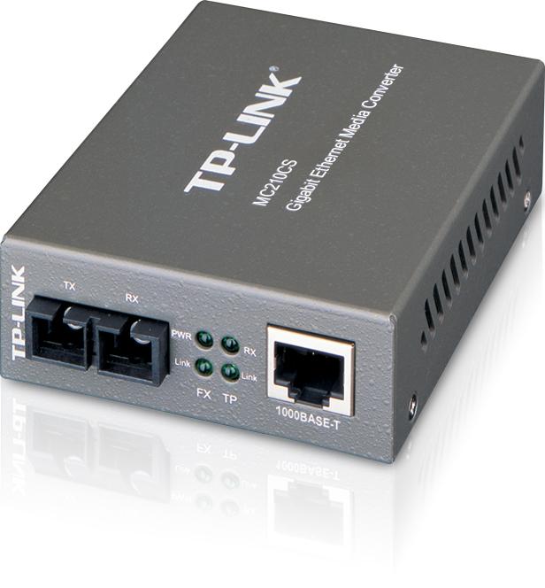 MC210CS Media Converter TP-Link - Lisconet.com