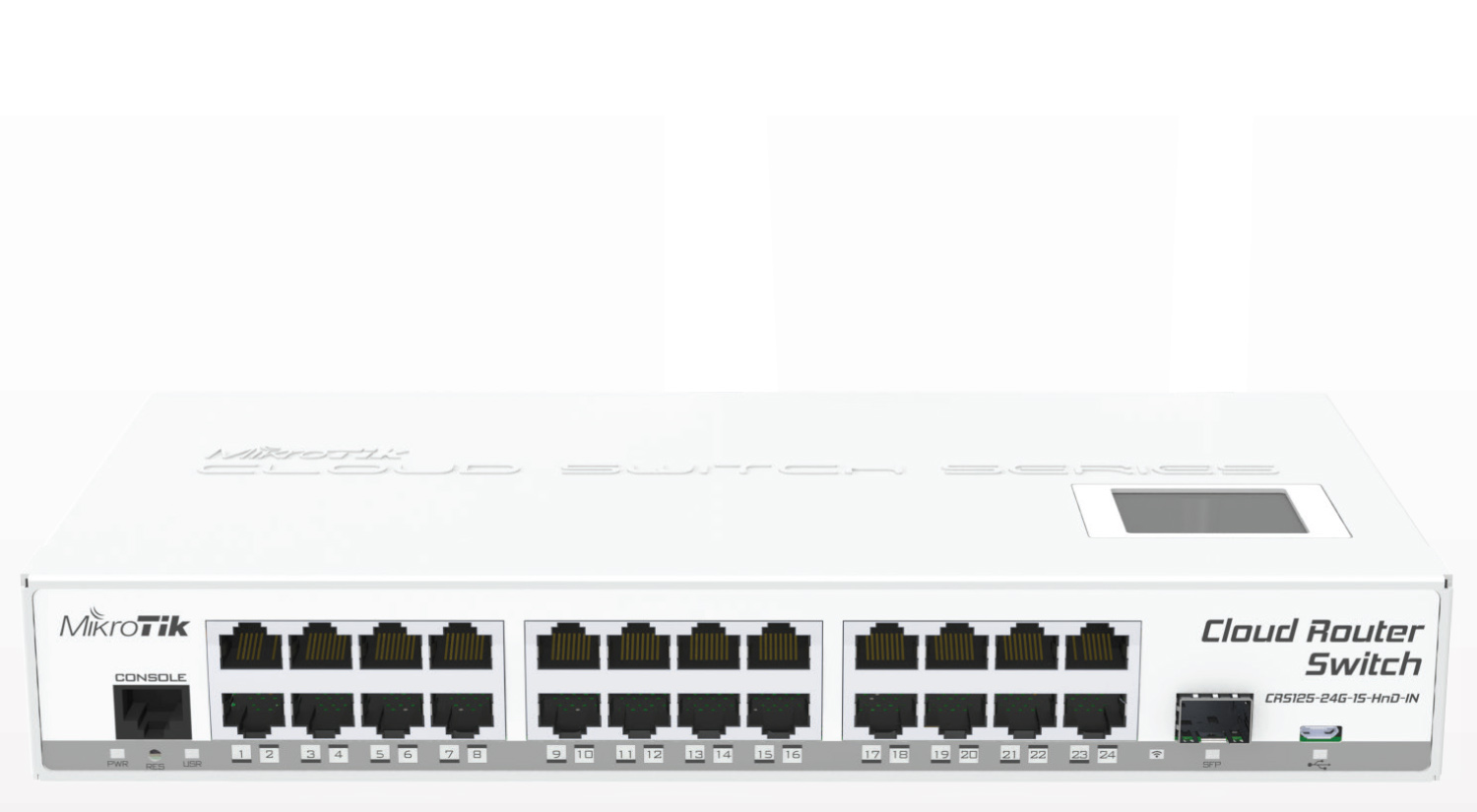 CRS125-24G-1S-IN cloud switch