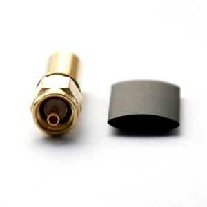 RSMA ( RP-SMA ) H155 GOLD HQ (0202) connector - lisconet
