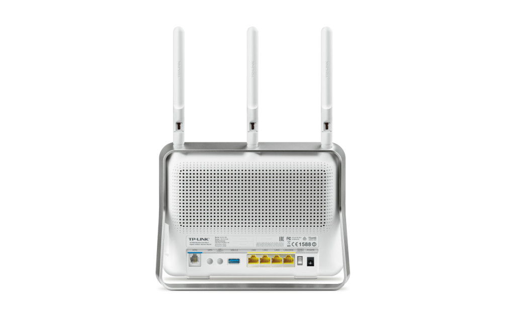 Archer D9 3-port Wireless ADSL Router with USB -Lisconet