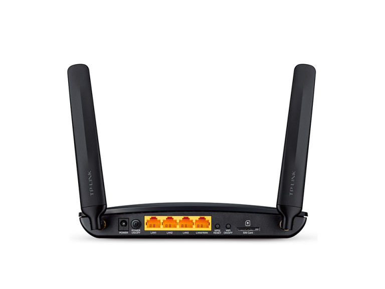 Archer MR200 AC750 Wireless Dual Band 4G LTE - lisconet