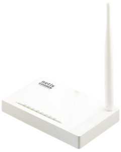 Netis WF2411E wireless 150mbit N router 4xLAN fast ethernet network switch - lisconet.com