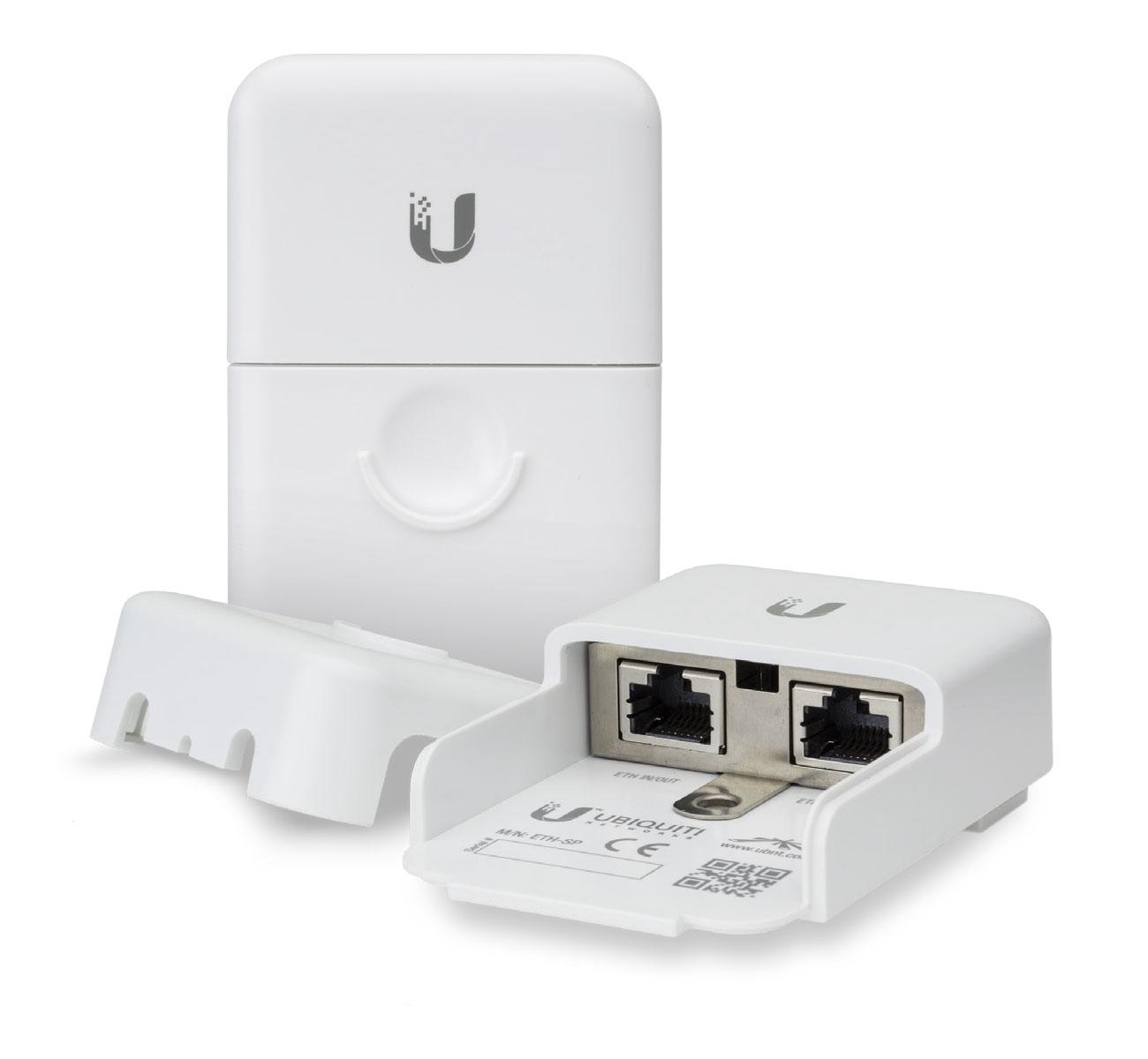 Ethernet surge protectorEthernet Überspannungsschutz ubiquiti - lisconet.com